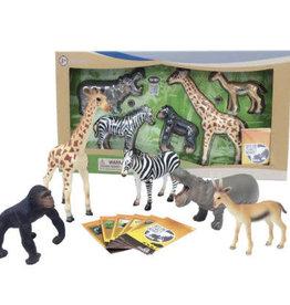 Wenno African Animal Set 1 NB589
