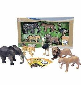 Wenno African Animal Set 2 NB588