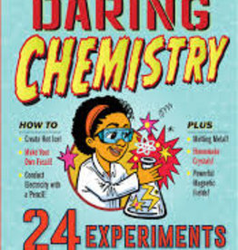 Workman Publishing Co Book Of Ingeniously Darling Chemistry