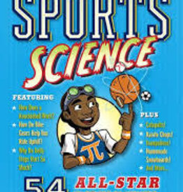 Workman Publishing Co Book Of Wildly Spectacular Sports Science