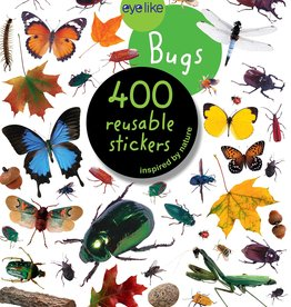Workman Publishing Co Eyelike Stickers Bugs