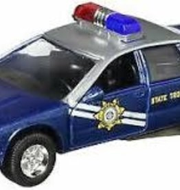 Toysmith Die Cast Pull Back Patrol Vehicles