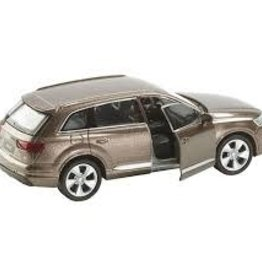 Welly Die Cast SUV Assortment 5022