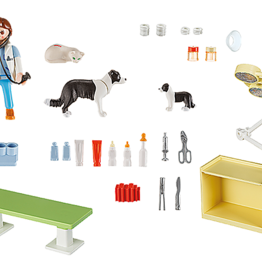 Playmobil Vet Visit Carry Case 5653