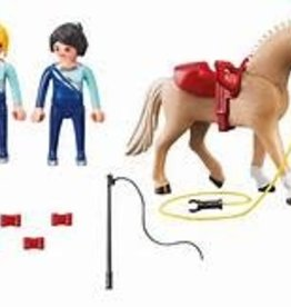 Playmobil Horse Vaulting 6933