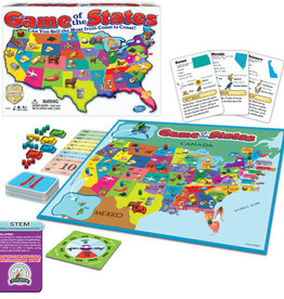 Hasbro Game of the States