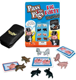 Winning Moves Games Pass The Pigs Pig Party Edition
