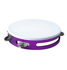 1st Note colored tambourine purple