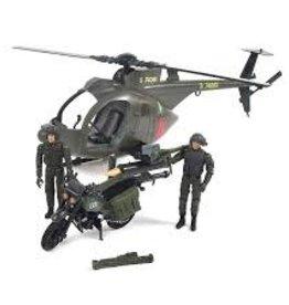 Elite Force Elite Force Army Strike MH-6 Spec Ops Littlebird