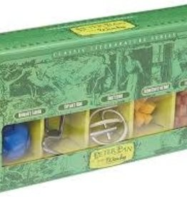 Project Genius Peter Pan and Wendy Puzzle set
