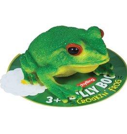 Schylling Billy Bog Puff Up Frog