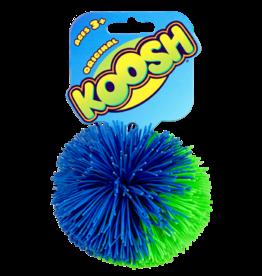Schylling Koosh Ball Green and Blue Split