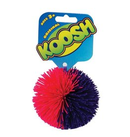 Schylling Koosh Ball Red and Blue Split