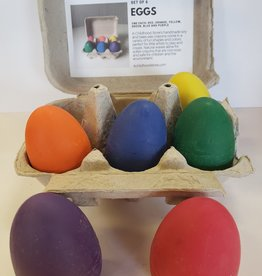 Childhood Store Egg Crayons