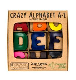 Crazy Crayons Alphabet Crayons