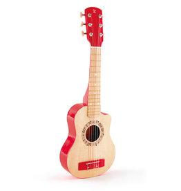 Hape Red Flame Guitar