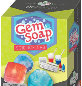 MindWare Stemulators Gem Soap Lab