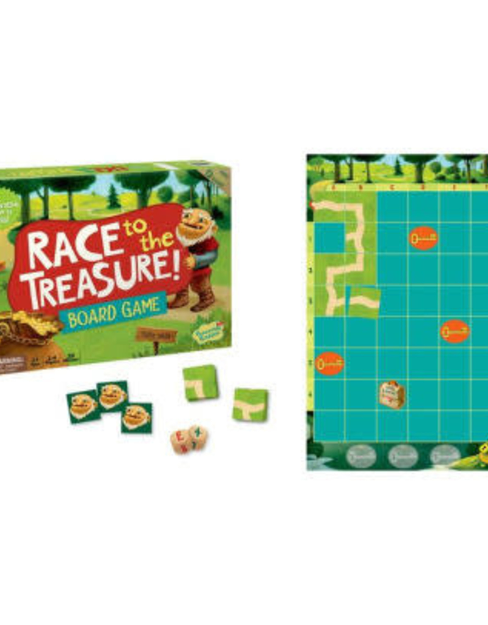 MindWare Race to the Treasure
