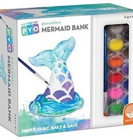 MindWare PYO Mermaid Bank