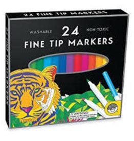 MindWare Fine Tip Markers