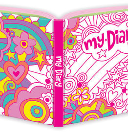 MindWare Color My Diary