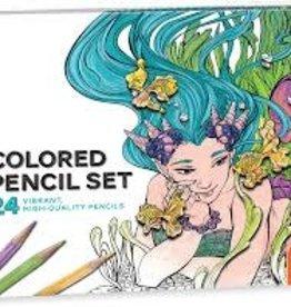 MindWare Colored Pencil Set
