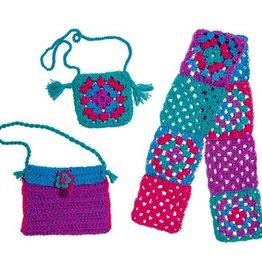 Harrisville Designs discover crochet kit