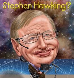 Penguin Who Was Stephen Hawking? by Jim Gigiliotti