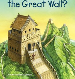 Penguin Where is the Great Wall? by Patricia Demuth
