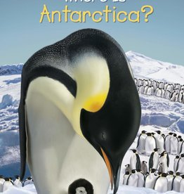 Penguin Where is Antartica? by Sarah Fabiny
