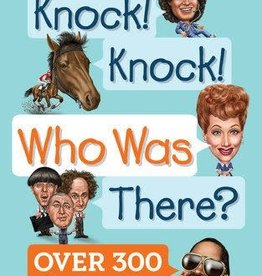 Penguin Knock Knock! Who Was There? by Brian Elling
