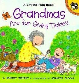 Penguin Grandmas are for Giving Tickles