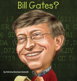 Penguin Who is Bill Gates? by Patricia Demuth