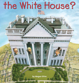 Penguin Where is the White House? by Megan Stine