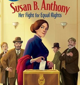 Random House Susan B. Anthony by Monica Kulling