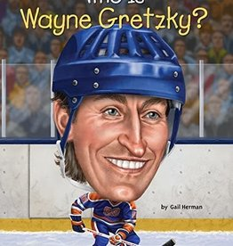 Penguin Who is Wayne Gretzky? by Gail Herman