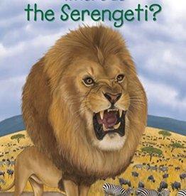 Penguin Where is the Serengeti?