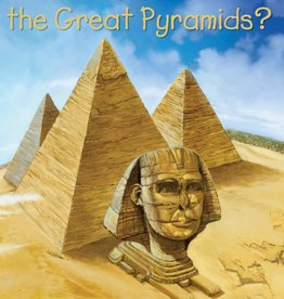 Penguin Where are the Great Pyramids? by Dorothy & Thomas Hoobler