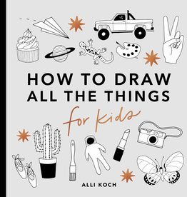 Penguin How to draw all the things