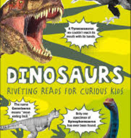 microbites Dinosaurs riveting reads for curious kids