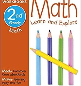 DK Children 2nd grade math learn and explore