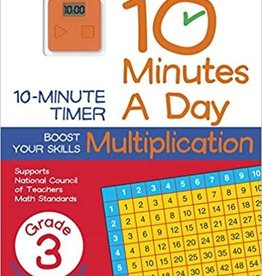DK Children 10 minutes a day multiplication