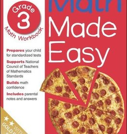 DK Children 3rd grade math made easy