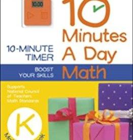 DK Children 10 min a day K math