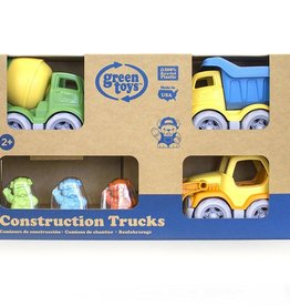 Green Toys Construction Vehicle  Set