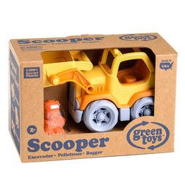 Green Toys Contruction Truck: Orange Scooper