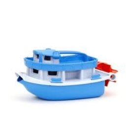 Green Toys Paddle Boat Green toys