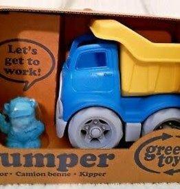 Green Toys Construction Truck: Blue Dumper
