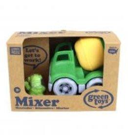 Green Toys Construction Truck: Green Mixer