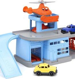 Green Toys Parking Garage Green toy
